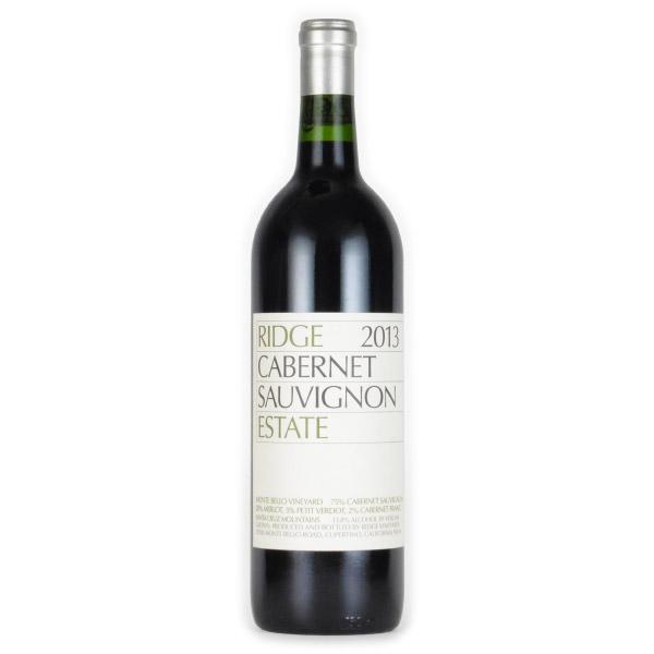リッジ CS エステート 2013 リッジ ヴィンヤーズ アメリカ カリフォルニア 赤ワイン 750ml