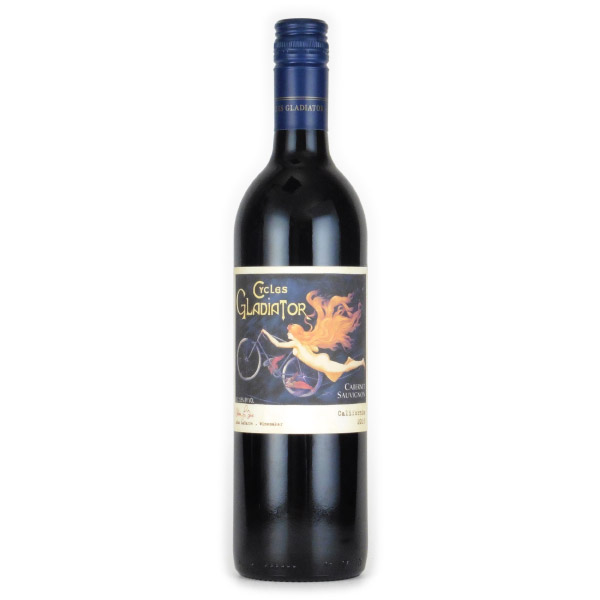 カベルネ・ソーヴィニヨン 2016 サイクルズ・グラディエーター アメリカ カリフォルニア 赤ワイン 750ml