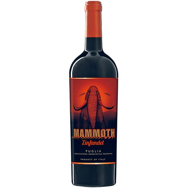 マンモス 2015 マーレ・マンニュム イタリア プーリア 赤ワイン 750ml