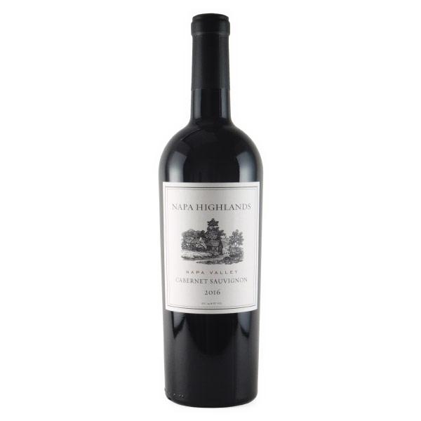 カベルネ・ソーヴィニヨン 2015 ナパ・ハイランズ アメリカ カリフォルニア 赤ワイン 750ml
