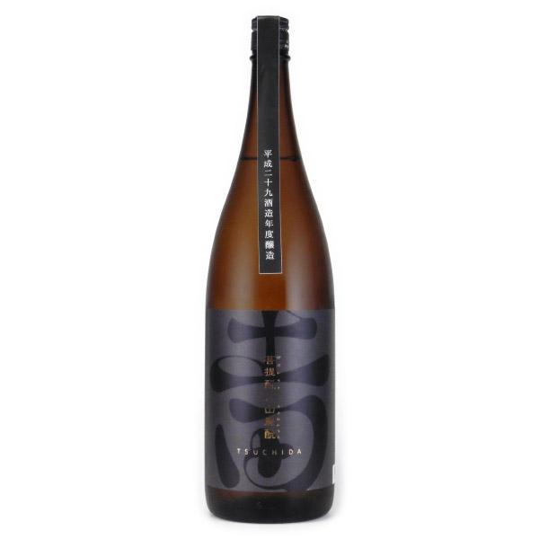 菩提もとx山廃もと 純米吟醸酒 群馬県土田酒造 1800ml
