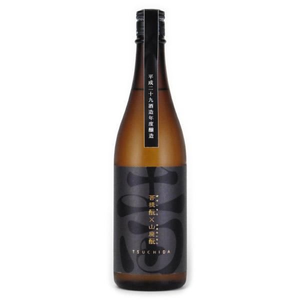 菩提もとx山廃もと 純米吟醸酒 群馬県土田酒造 720ml