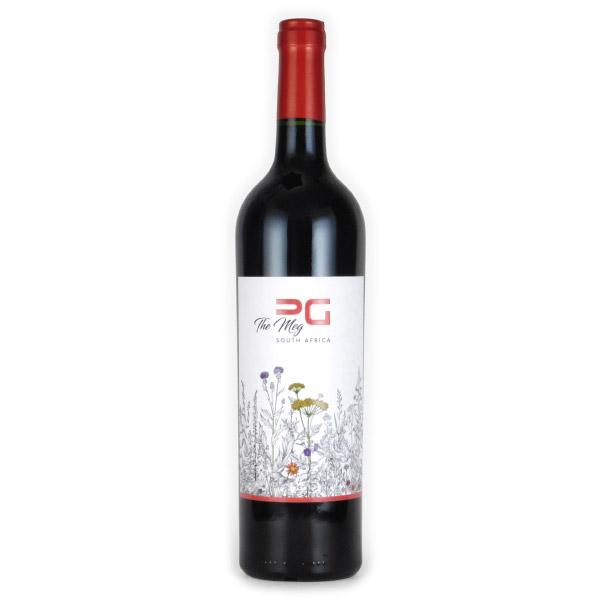 ピージー・メグ 2015 アサラ 南アフリカ ウエスタン・ケープ 赤ワイン 750ml