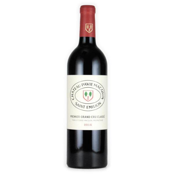 シャトー・パヴィ・マカン サンテミリオン・グラン・クリュ・クラッセB 2016 シャトー元詰 フランス ボルドー 赤ワイン 750ml