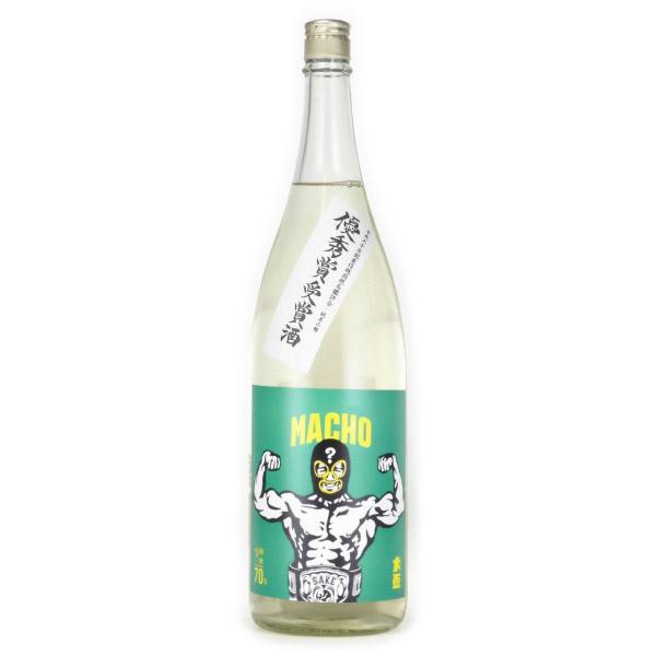 大盃マッチョ 純米酒 群馬県牧野酒造 1800ml