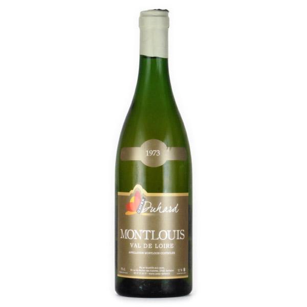 モンルイ 1973 カーヴ・デュアール フランス ロワール 白ワイン 750ml