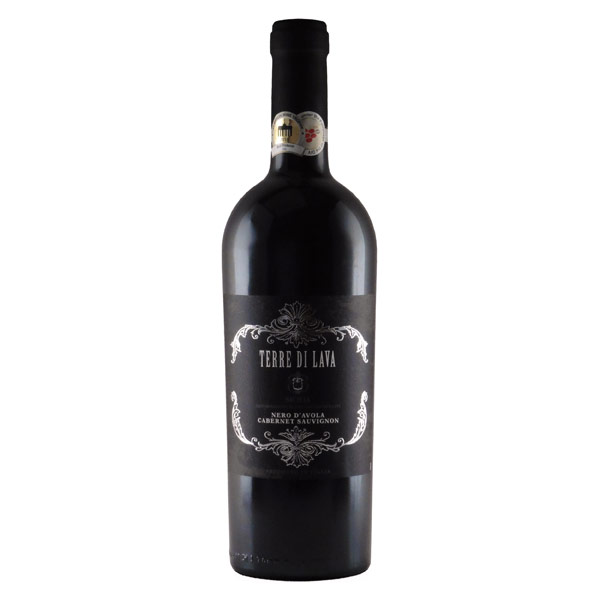 テッレ・ディ・ラーヴァ 2017 テッレ・ディ・ラーヴァ イタリア シチリア島 赤ワイン 750ml