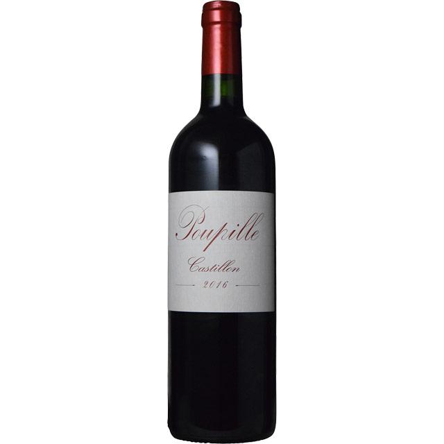 プピーユ 2016 シャトー元詰 フランス ボルドー 赤ワイン 750ml