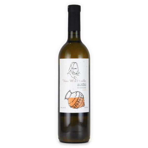 ヴィノ・マルトヴィレ 2017 ザザ・ガグア ジョージア サメグレロ オレンジワイン 750ml