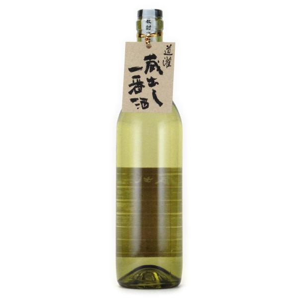 道灌 玉栄 特別純米生原酒 蔵出し一番酒 滋賀県太田酒造 720ml