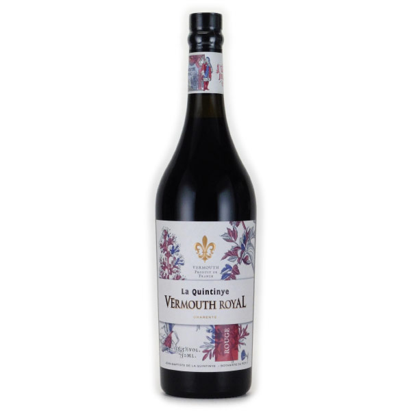 ヴェルモット ロイヤル ルージュ ラ・カンティニ フランス コニャック 赤ワイン 750ml