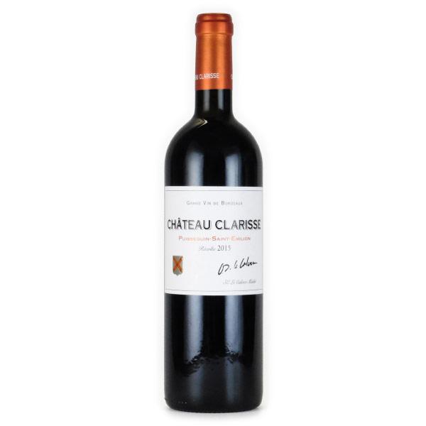 シャトー・クラリス 2015 シャトー元詰 フランス ボルドー 赤ワイン 750ml