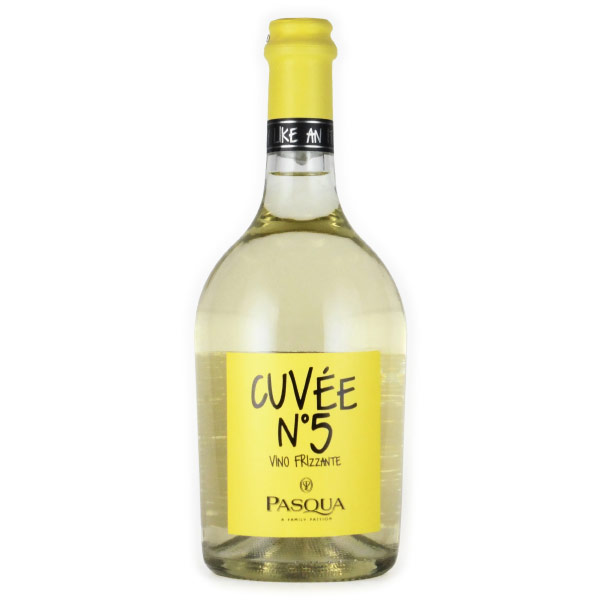 キュヴェ・ヌメロ・チンクエ フリッツアンテ パスクア イタリア ヴェネト スパークリング白ワイン 750ml