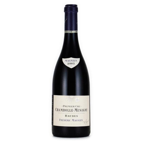 シャンボール・ミジュニー1er Cru ボーデ 2003 フレデリック・マニャン フランス ブルゴーニュ 赤ワイン 750ml