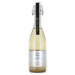 浅柄野レッドミレンニューム 無濾過生詰 琵琶湖ワイナリー 日本 滋賀 スパークリング白ワイン 720ml