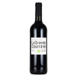 ドメーヌ・ド・ラ・グランド・クーライ 2015 ドメーヌ元詰 フランス ボルドー 赤ワイン 750ml