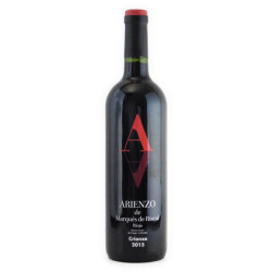 マルケス・デ・アリエンソ 2012 マルケス・デ・リスカル スペイン リオハ 赤ワイン 750ml