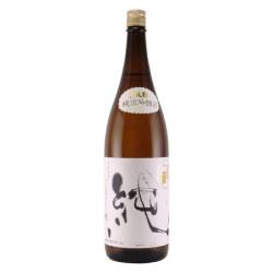 〆張鶴「純」純米吟醸1800ml 新潟県宮尾酒造