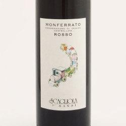 モンフェラート・ロッソ ネッビオーロ 2011 スカリオーラ イタリア ピエモンテ 赤ワイン 750ml