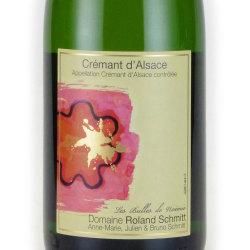 クレマン・ダルザス・ブリュット ローラン・シュミット フランス アルザス 白ワイン 750ml