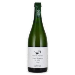 サン・スフル ブラン 山形県産デラウエア種100% 2018 タケダワイナリー 日本 山形 スパークリング白ワイン 750ml