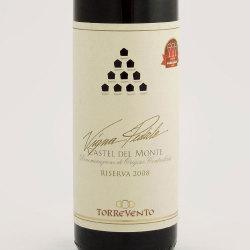 ヴィーニョ・ペダーレ カステル・デル・モンテ・リゼルバ 2008 ディオメーデ イタリア プーリア 赤ワイン 750ml
