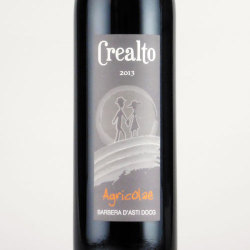 バルベーラ・ダスティ アグリコラーエ 2013 クレアルト イタリア ピエモンテ 赤ワイン 750ml