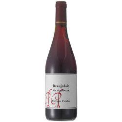 【新酒ヌーボ】ボージョレ・ヴァン・ド・プリムール2015 フィリプ・パカレ フランス ブルゴーニュ 新酒赤ワイン 750ml