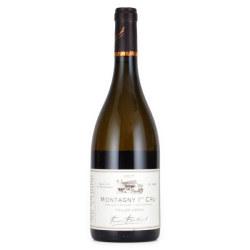 モンタニー・プルミエ・クリュ レ・ヴィエーユ・ヴィーニュ 2017 ベルトネ フランス ブルゴーニュ 白ワイン 750ml