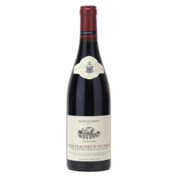 シャトー・ヌフ・デュ・パプ レ・シナール・ルージュ 2011 ファミーユ・ペラン フランス コート・デュ・ローヌ 赤ワイン 750ml