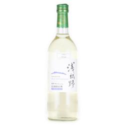 浅柄野レッドミレンニューム 無濾過生詰 2017 琵琶湖ワイナリー 日本 滋賀 スパークリング白ワイン 720ml