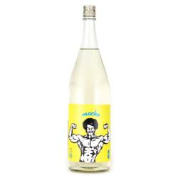 大盃マッチョ 雄町純米酒 群馬県牧野酒造 1800ml