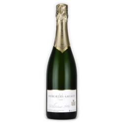 デボルド・アミオー ブリュット・レコルト・プルミエクリュ 1995 フランス シャンパーニュ 白ワイン 750ml