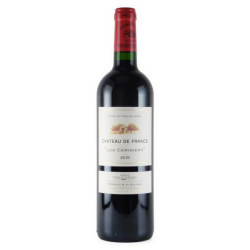 シャトー・ド・フラン レ・スリジェール 2015 シャトー元詰め フランス ボルドー 赤ワイン 750ml