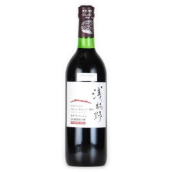 浅柄野マスカットベーリーA 樽熟 2016 琵琶湖ワイナリー 日本 滋賀 赤ワイン 720ml