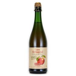 シードル アルティザン ドゥー ヴァル・ド・ランス フランス ブルターニュ 白ワイン 750ml