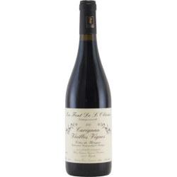 カリニャン ヴィエイユ・ヴィーニュ コート・ド・トング 2016 フォン・ド・ロリヴィエ フランス ラングドック 赤ワイン 750ml