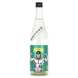 大盃マッチョ 純米酒 群馬県牧野酒造 720ml