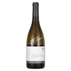 モンタニー プルミエ・クリュ・レ・コエール 2015 パスカル・クレマン フランス ブルゴーニュ 白ワイン 750ml