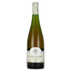 コトー・デュ・レイヨン 1997 シャトー・デュ・ブルイユ フランス ロワール 白ワイン 750ml