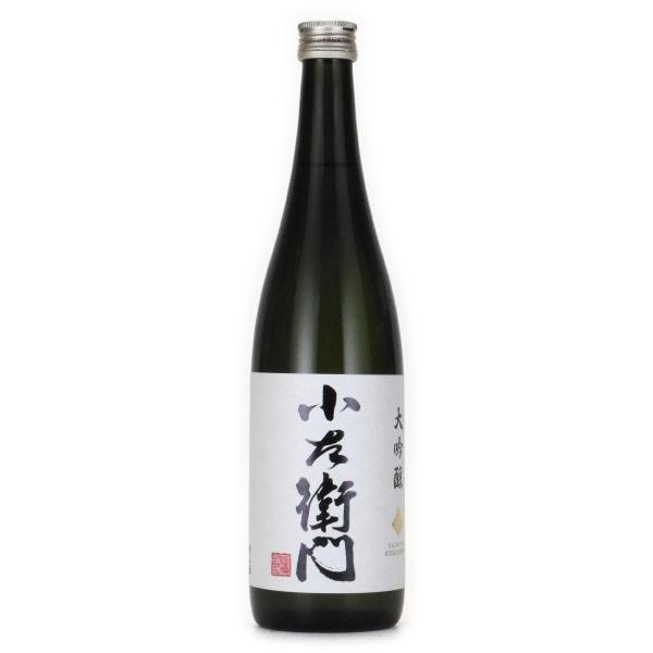小左衛門 大吟醸酒 岐阜県中島醸造 720ml