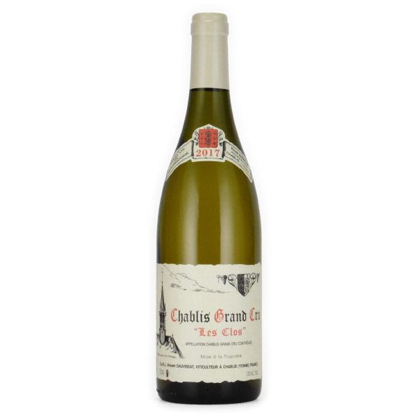 シャブリ グラン・クリュ レ・クロ 2017 ヴァンサン・ドーヴィサ フランス ブルゴーニュ 白ワイン 750ml