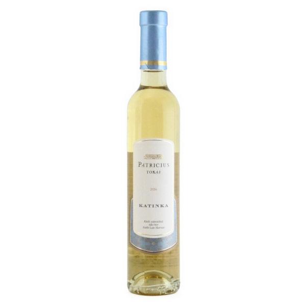 トカイ カティンカ レイト・ハーベスト 2016 パトリシウス ハンガリー トカイ 白ワイン 375ml