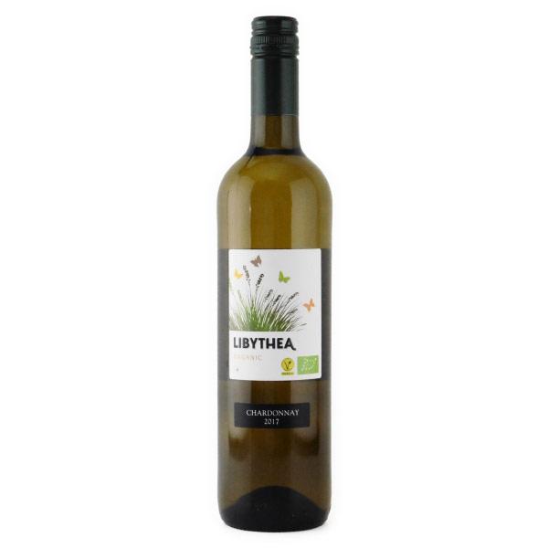 リビティー シャルドネ オーガニック 2017 リビティー スペイン ラマンンチャ 白ワイン 750ml