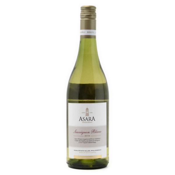 アサラ・ソーヴィニヨン・ブラン 2016 アサラ 南アフリカ ウエスタン・ケープ 白ワイン 750ml