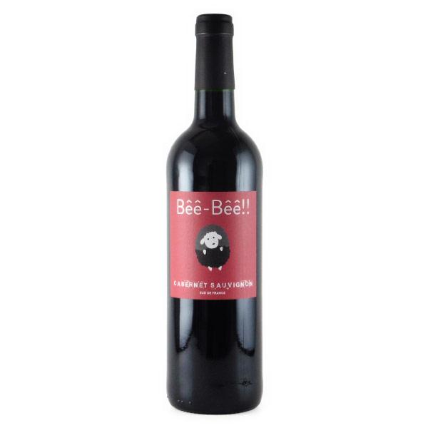 ベエベエ!カベルネ・ソーヴィニヨン 2018 ロルジュリル フランス ラングドック 赤ワイン 750ml