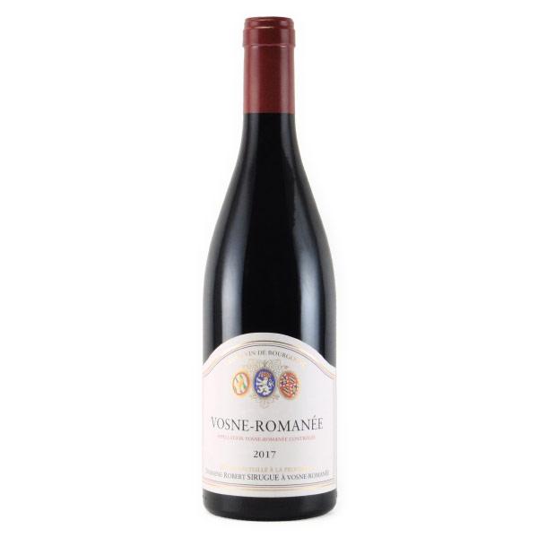 ヴォーヌ・ロマネ 2017 ロベール・シュルグ フランス ブルゴーニュ 赤ワイン 750ml