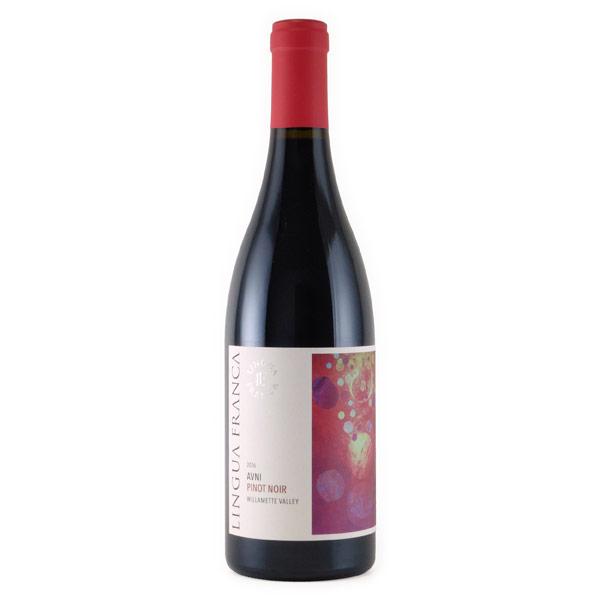 アヴニー ピノ・ノワール ウィラメット・ヴァレー 2016 リングア・フランカ アメリカ オレゴン州 赤ワイン 750ml