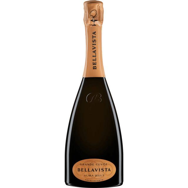 フランチャコルタ・アルマ グラン・キュヴェ・ブリュット ベラヴィスタ イタリア ロンバルディア 白ワイン 750ml