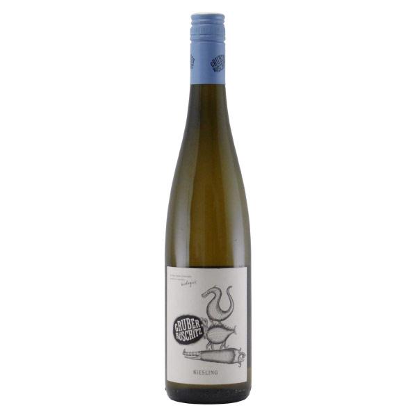 ローシッツ リースリング 2018 グリューバー オーストリア ニーダーエスタライヒ 白ワイン 750ml